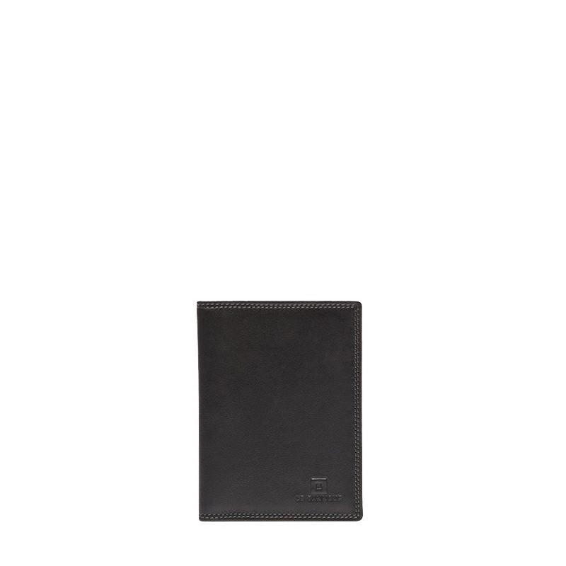 Porte carte Touraine en cuir de vachette