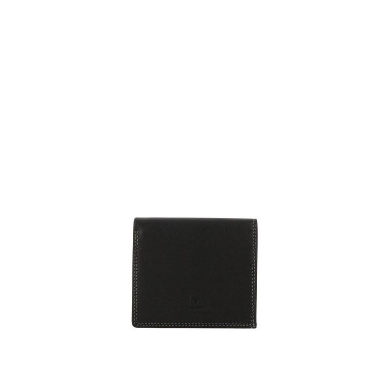Porte-monnaie cuvette en cuir Touraine