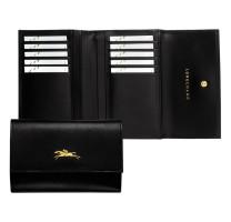 Portefeuille compact Honoré 404 Longchamp