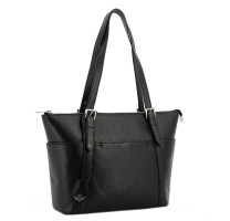 Sac shopping en cuir de vachette Ambitieuse Hexagona