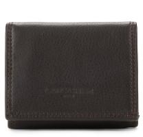 Porte monnaie en cuir Soft Vintage