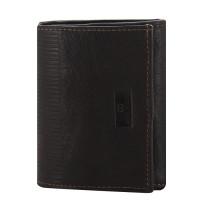 Porte monnaie en cuir de vachette Coulter