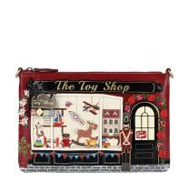 Sac pochette à bandoulière Toy Shop