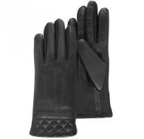 Gants cuir de mouton doublé Xtra-flex écrans tactiles- Isotoner