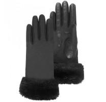 Gants en textile résistant à l'eau écrans tactiles - Isotoner