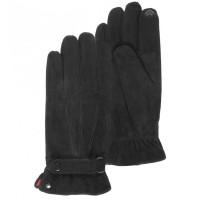 Gants cuir doublés ultra-chaud respirant écrans tactiles - Isotoner
