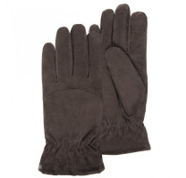 Gants cuir doublés Xtra-flex écrans tactiles - Isotoner