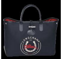 Sac cabas L Roseau Longchamp 1948