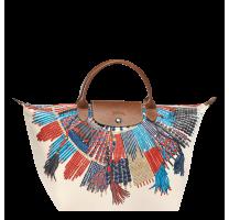 Petit sac à main Le Pliage Collier Massaï