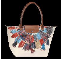 Sac shopping Le Pliage Massaï - Longchamp