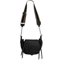 Petit sac bandoulière cuir de veau Sonia Rykiel Charly 59178173-7