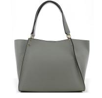 Petit sac cabas en cuir Pourchet Hebdo 77031