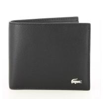 Porte monnaie porte cartes 3 cc deux volets en cuir