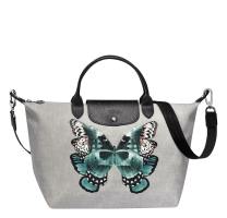 Sac porté main Papillon Longchamp Le Pliage Collection L1515670