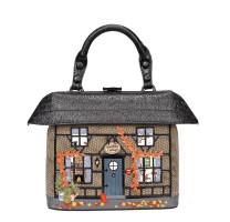 Sac en forme de maison Vendula Winter Cottage K11881351