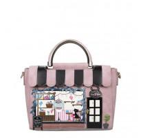 Petit sac vanity Vendula Wool Shop B93131381