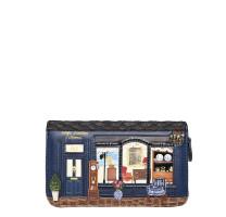 Portefeuille zippé Vendula Antiques Shop F38281361