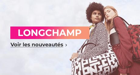 Sac Longchamp Printemps été 2019 : les plus beaux sacs femme de marque sont disponibles !
