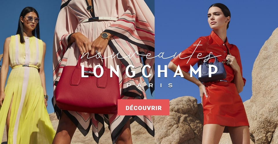 Nouvelle collection sac Longchamp été 2020