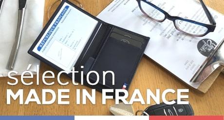 Notre gamme de sac made in France et portefeuille fabriqué en France