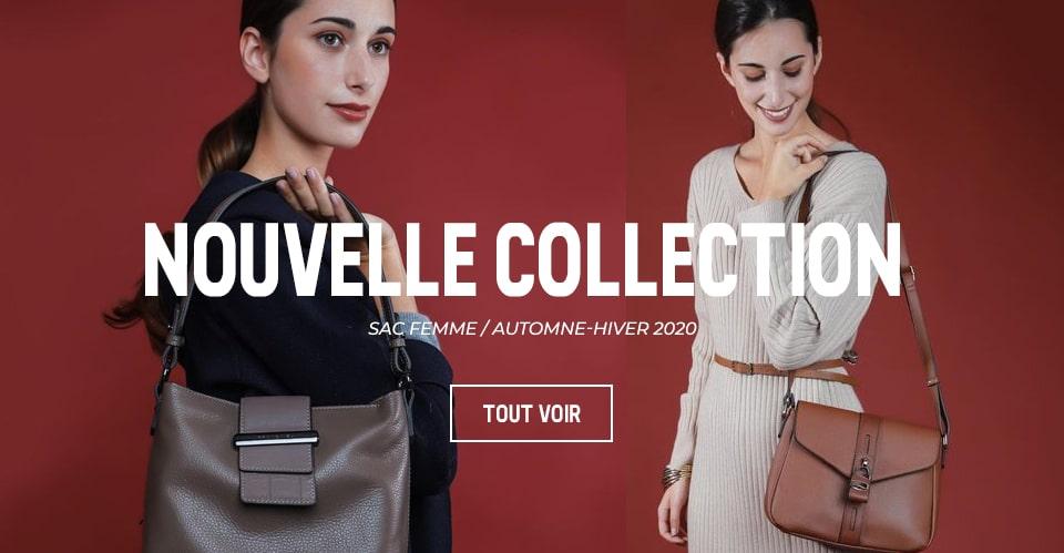 Sac à main femme nouvelle collection Automne-Hiver 2020/2021