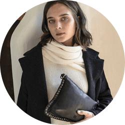 Sac Biba clouté Portland : votre sac favori !