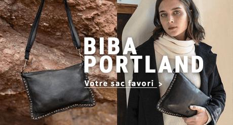 Sac Biba clouté Portland, votre sac préféré !