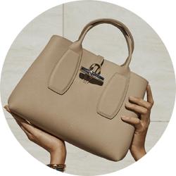 Nouveau sac Roseau de Longchamp
