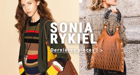 Sac Sonia Rykiel : les dernières pièces en vente !