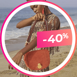 Sac Longchamp en soldes ! Cavalcade wild à -40%