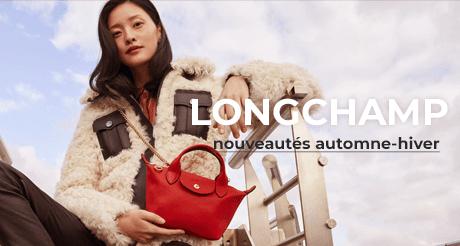 Sac Longchamp nouvelle collection Automne Hiver 2019